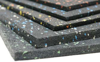 Reprocessed Elastomers Rubber